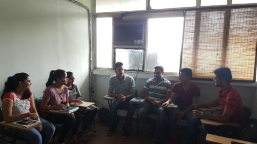 Group Discussion Session