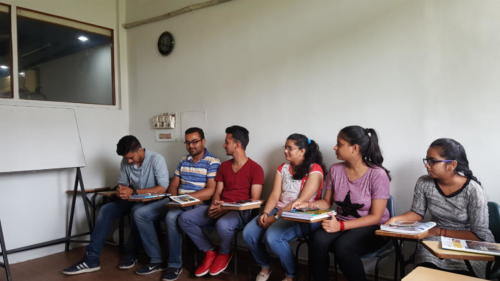Personality Development Session