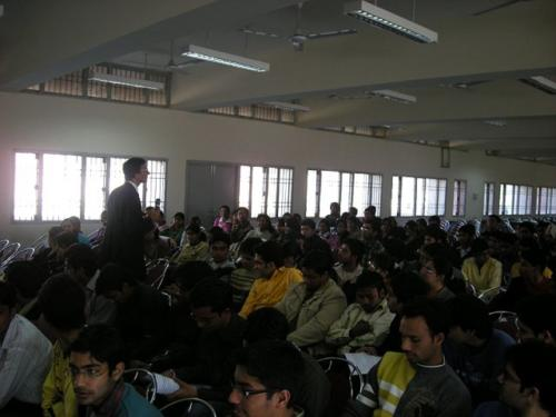 Talk-on-Cracking-the-Aptitude-Test-Succeeding-in-Campus-Placements at Panjab University, Chandigarh